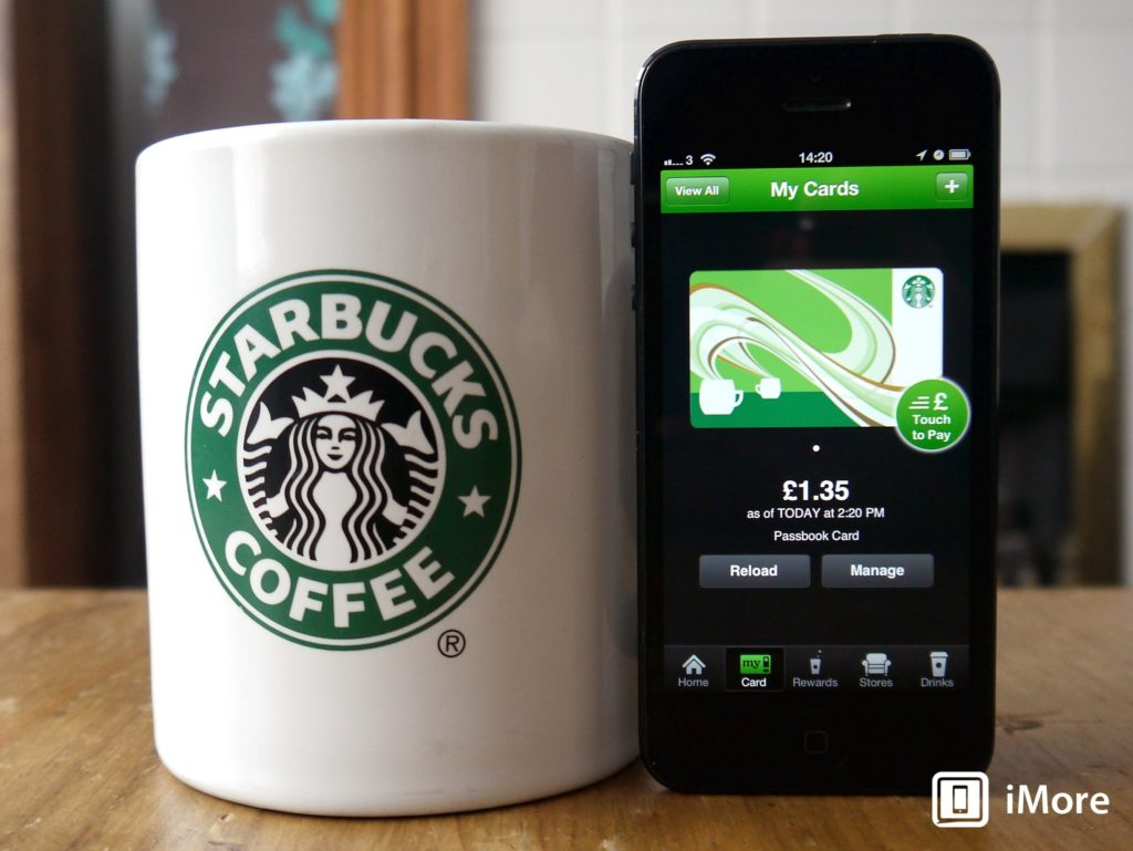 Retail Trends 2016: The Rise of Personalization, Augmented Reality and more_Starbucks_mobile_payments