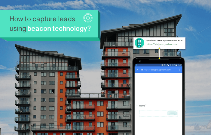 How to generate leads using beacon technology?