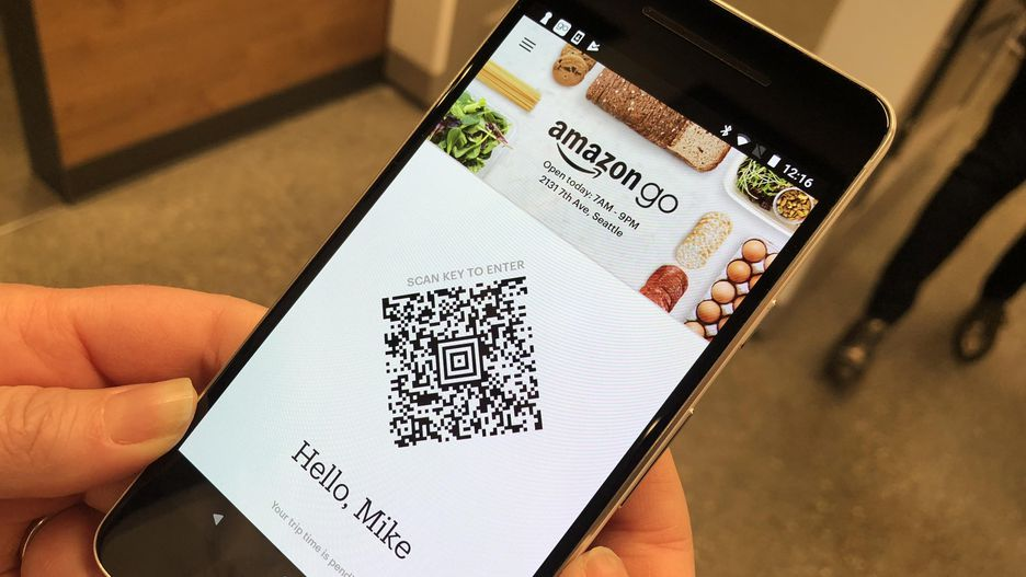 QR Code proximity marketing 2019