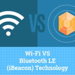 Wi-Fi vs Bluetooth Low Energy (iBeacon) Technology