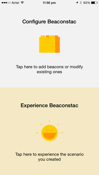 Beaconstac App_Configure and Experience Beaconstac