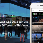 5 Ways Large Tech Events like CES 2016 can use Beacons