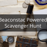 Asia's First iBeacon Treasure Hunt powered by Beaconstac