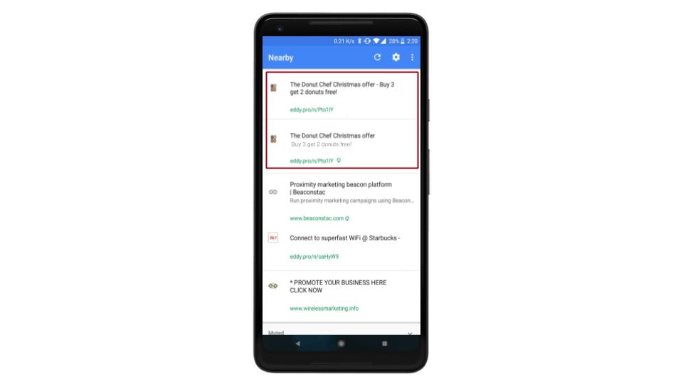 Duplicate notifications