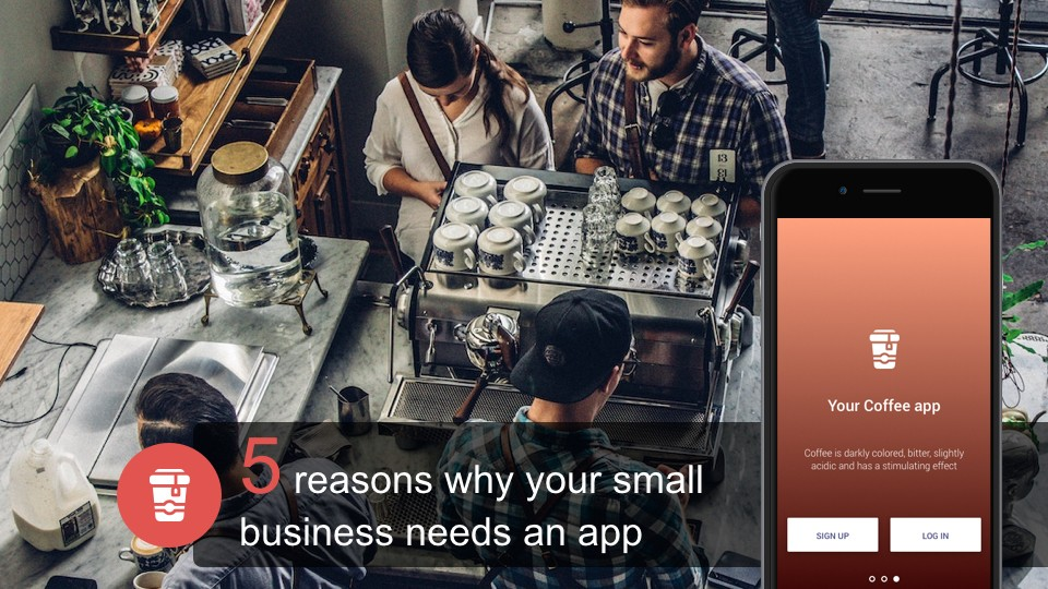 Small businesses need apps