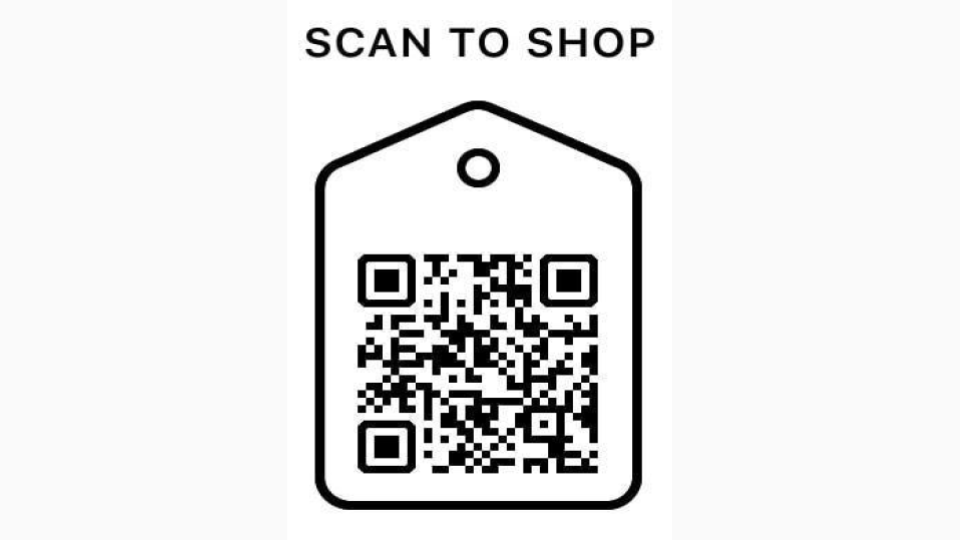 QR Codes used by Lacoste for improved customer experience