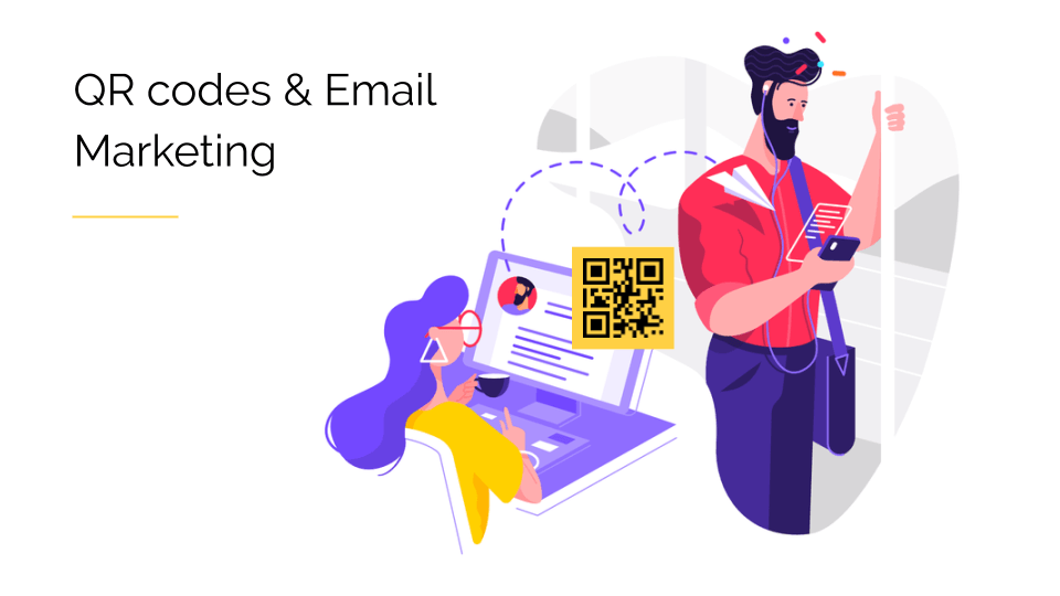 QR Codes & email marketing: Building an email list to making emails more engaging