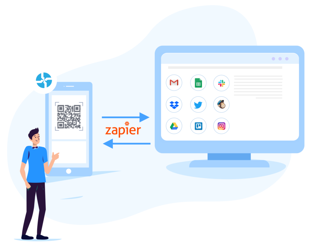 Zapier Integration: Beaconstac Product Update