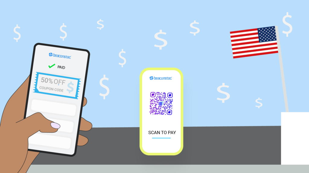 QR codes in United States are witnessing an incremental growth
