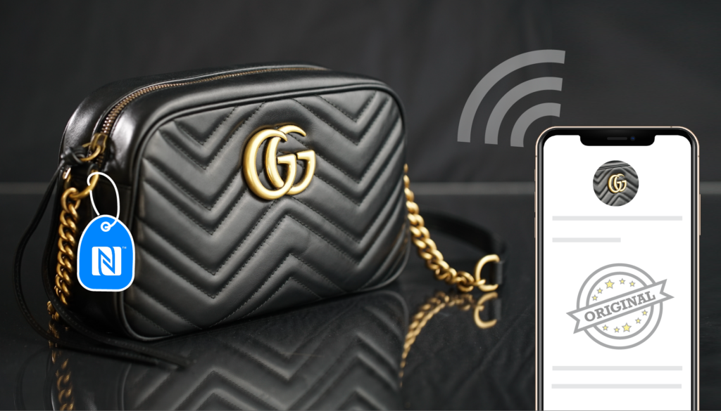 NFC for Luxury Brand Strategy: Fight Counterfeit and Market Effectively