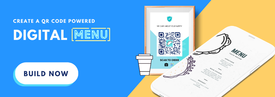Get started with a QR Code menu solution