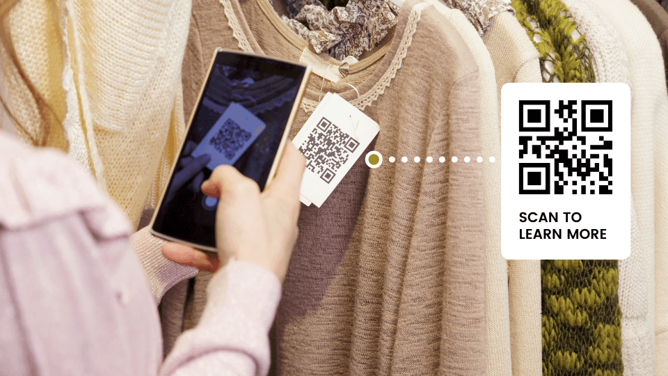 How to Print QR Codes on Clothing Labels: A Definitive Guide