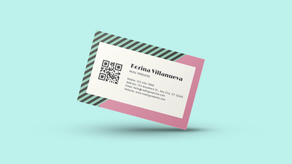 Are QR Codes on Business Cards a Good or Bad Idea?