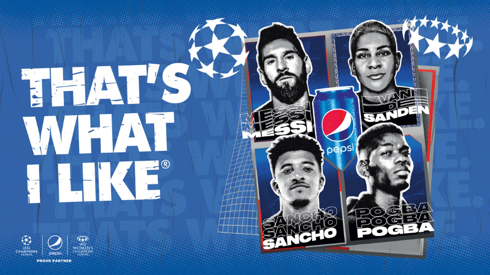 Pepsi uses connected packaging to provide an AR experience