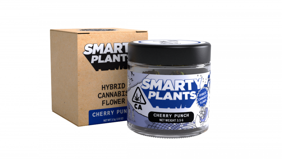 Smarty Plants uses connected packaging to link to interesting content
