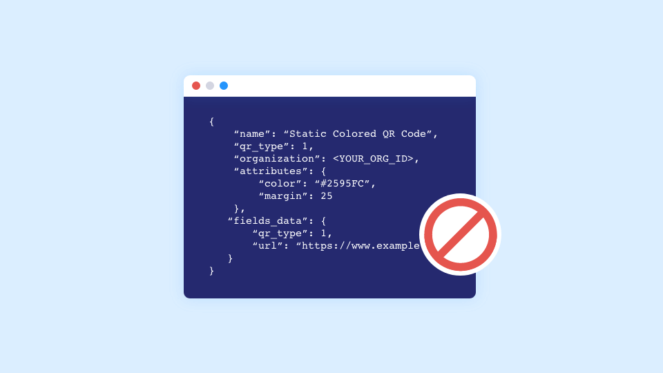 No coding required