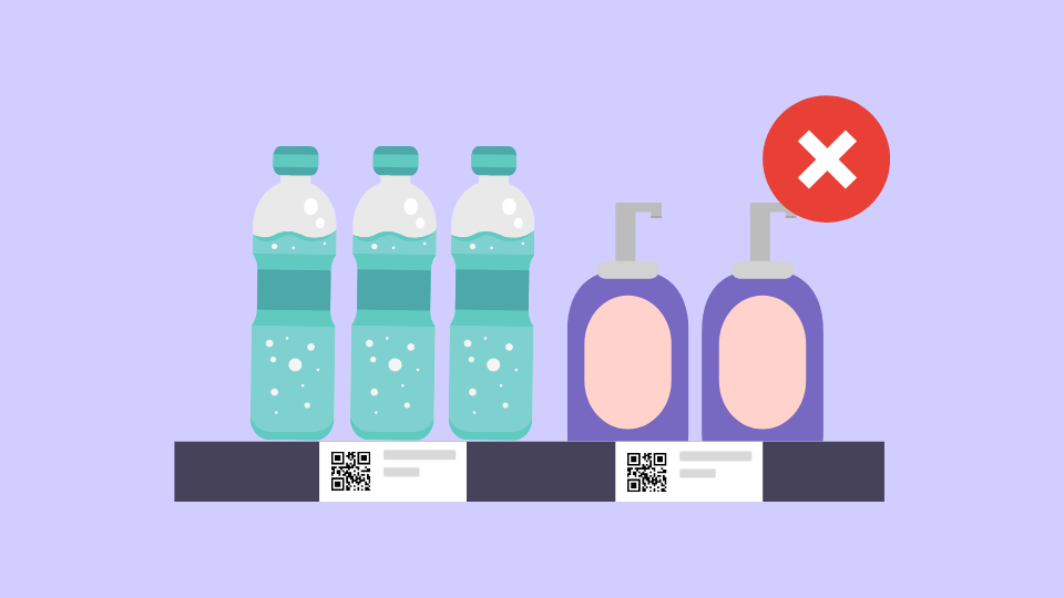 Avoid product layout inconsistencies with QR Codes for planograms