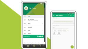 Best free QR Code scanner app - QR Droid Private and QR Droid